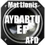 LIONIS, Mat - Aybabtu EP (Front Cover)