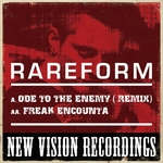 RAREFORM - Ode To The Enemy (Front Cover)