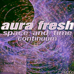 AURA FRESH - Space & Time Continuum EP (Front Cover)