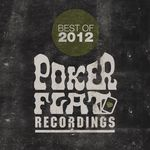 VARIOUS - Poker Flat Recordings: Best Of 2012 (Front Cover)