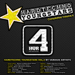 VARIOUS - Hardtechno Youngstars Volume 4 (Front Cover)