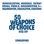 50 Weapons Of Choice # 2-9