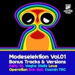 Modeselektion Vol 01 (Bonus Tracks & Versions)