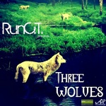 RUN CT - Three Wolves (Front Cover)