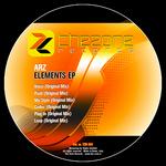 ARZ - Elements (Front Cover)