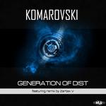 KOMAROVSKI - Generation Of Dist (Front Cover)