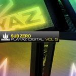 VARIOUS - Playaz Digital Vol 5 (Front Cover)