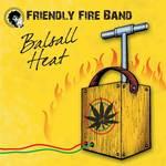 FRIENDLY FIRE BAND feat LION ART/TOMLIN MYSTIC - Balsall Heat (Front Cover)