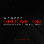WOOZEE - Groove On (Front Cover)