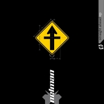 NELMAN - Straight Ahead EP (Front Cover)