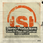 VARIOUS - Stereo Goes To Playa Del Carmen - The BPM Release (Front Cover)