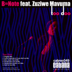 B=NOTE feat ZUZIWE MAVUMA - Too Doo (Front Cover)