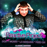 REACTIVE PROJECT - La Maquina (Front Cover)