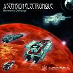 ASCENSION ELECTRONIQUE - Harmonic Defiance (Front Cover)