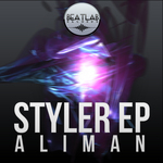 ALIMAN - Styler EP (Front Cover)