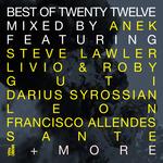 Best Of Twenty Twelve: Part 1 - (unmixed tracks)