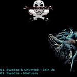 SWEDZA/CHUMTEK - Mortuary EP (Front Cover)