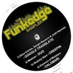 CORTEX, Dave/SERGIO NAVARRO/JOSH HARNOIS/MADVIM/5KETCHY 5HIRT/ESSENCE OF MOISTURE - The Funkedge Sampler (Front Cover)