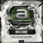 RAN D/ADARO - Struggle For Existence (Front Cover)