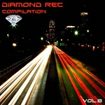 VARIOUS - Diamond Rec Compilation Vol 8 (Front Cover)