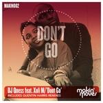 Don't Go (includes Quentin Harris remixes)