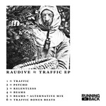 RAUDIVE - Traffic EP (Front Cover)