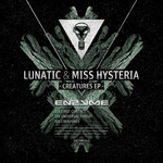 LUNATIC/MISS HYSTERIA - First Contact (Front Cover)