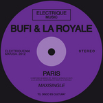 BUFI/LA ROYALE - Paris (Front Cover)