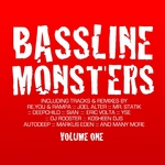 Bassline Monsters Vol 1