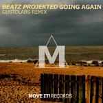 BEATZ PROJEKTED - Going Again (Front Cover)
