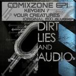 COMIXZONE - EP1 (Front Cover)