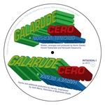 GALARUDE - Cero Part 1 (Front Cover)