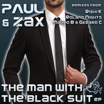 The Man With The Black Suit