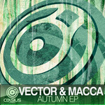 VECTOR & MACCA - Autumn EP (Front Cover)