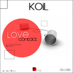KOIL - Love Contact (Front Cover)