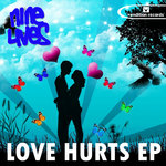 NINE LIVES - Love Hurts EP (Front Cover)
