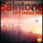 SAINTONE - City Under Fire (Back Cover)
