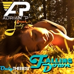 ADRIAN P feat JUDY - Falling Down (Front Cover)