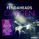 FENDAHEADS - Oxygen (remixes) (Front Cover)