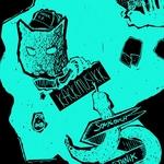 KACKMUSIKK - Never (Front Cover)
