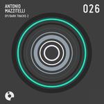 MAZZITELLI, Antonio - Dark Tracks 2 (Front Cover)