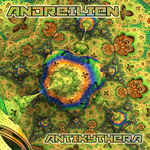 ANDREILIEN - Antikythera (Front Cover)