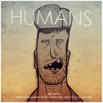 HUMANS - Nine Tenths Remix EP (Front Cover)