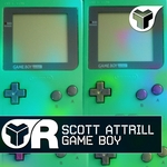 ATTRILL, Scott - Game Boy (Front Cover)