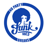 VARIOUS - Nu Party Breaks Vol 5 (Front Cover)