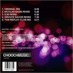 SOULFUNKY - In The Name Of Love (Back Cover)