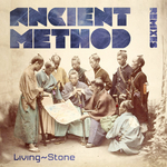 LIVING STONE (CANADA) - Ancient Method Remix EP (Front Cover)