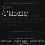VARIOUS - Iklektik Riddim (Front Cover)