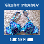 Blue Bikini Girl