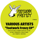 Footwork Frenzy EP